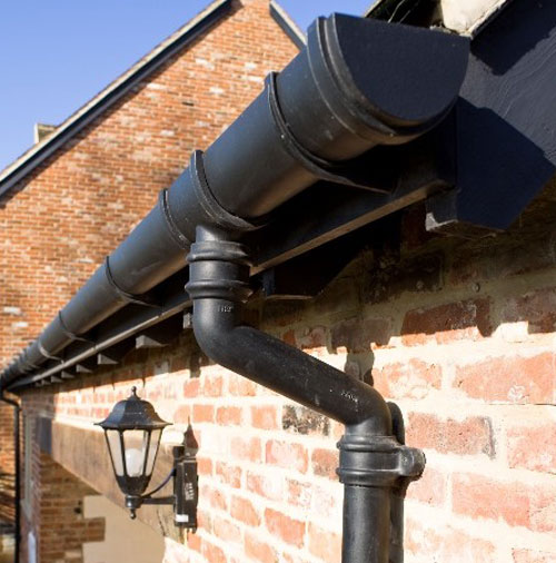 Homefront Guttering Services We Install Pvc Guttering