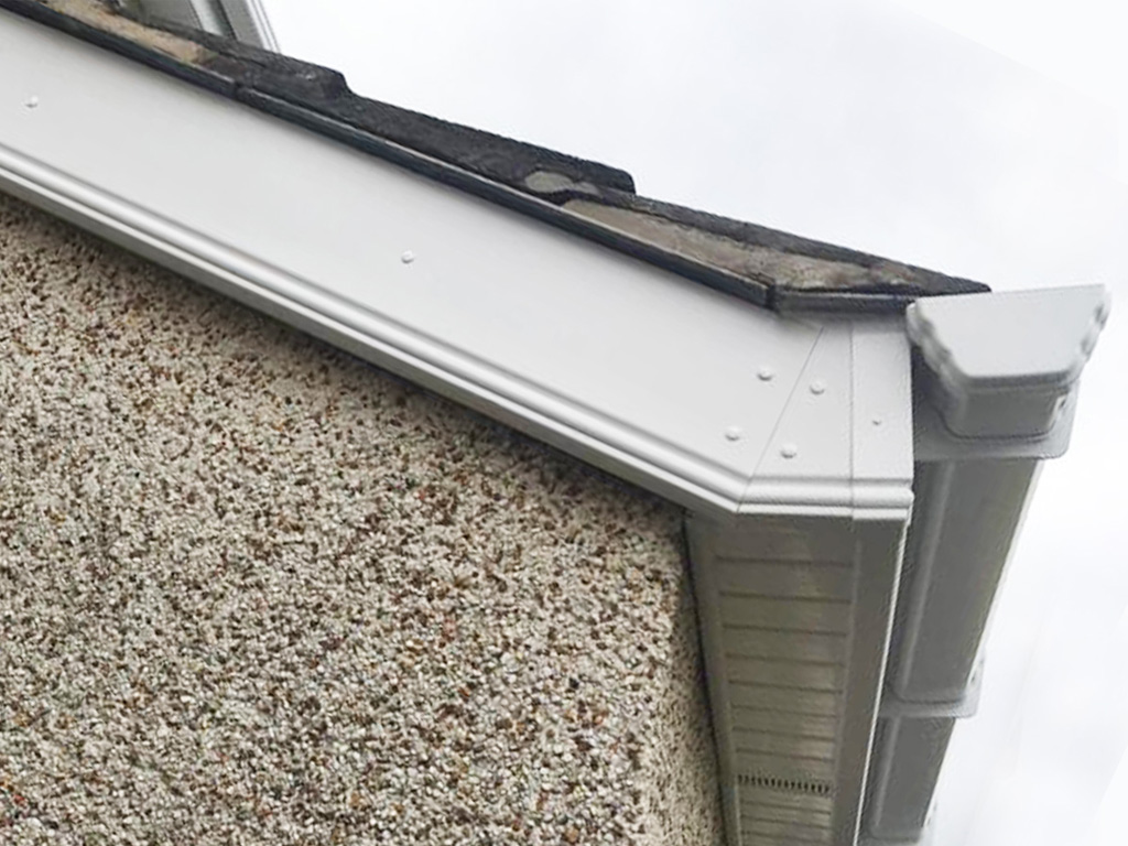 Before Amp After Gallery Homefront Guttering